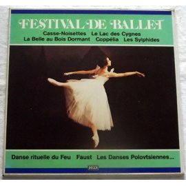 Coffret Festival de Ballet, 3 volumes