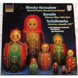 Rimsky-Korssakow - Borodin - Tschaikowsky