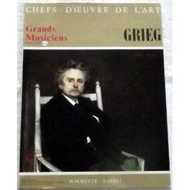 Grands Musiciens - Grieg